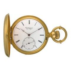Jules Jurgensen Pocketwatch 18k Rose Gold