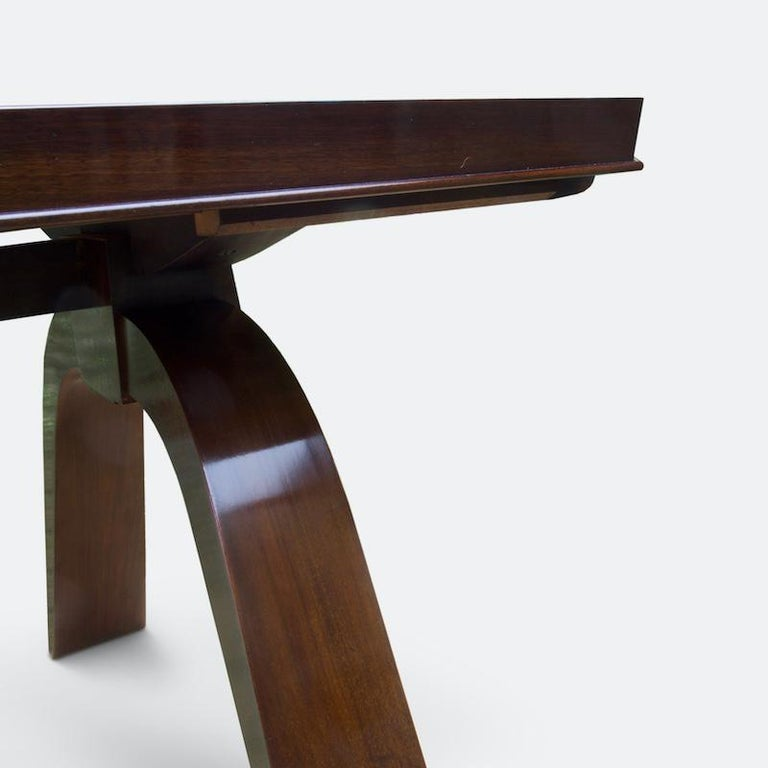 Jules Leleu Dining Table, 1930s For Sale 5