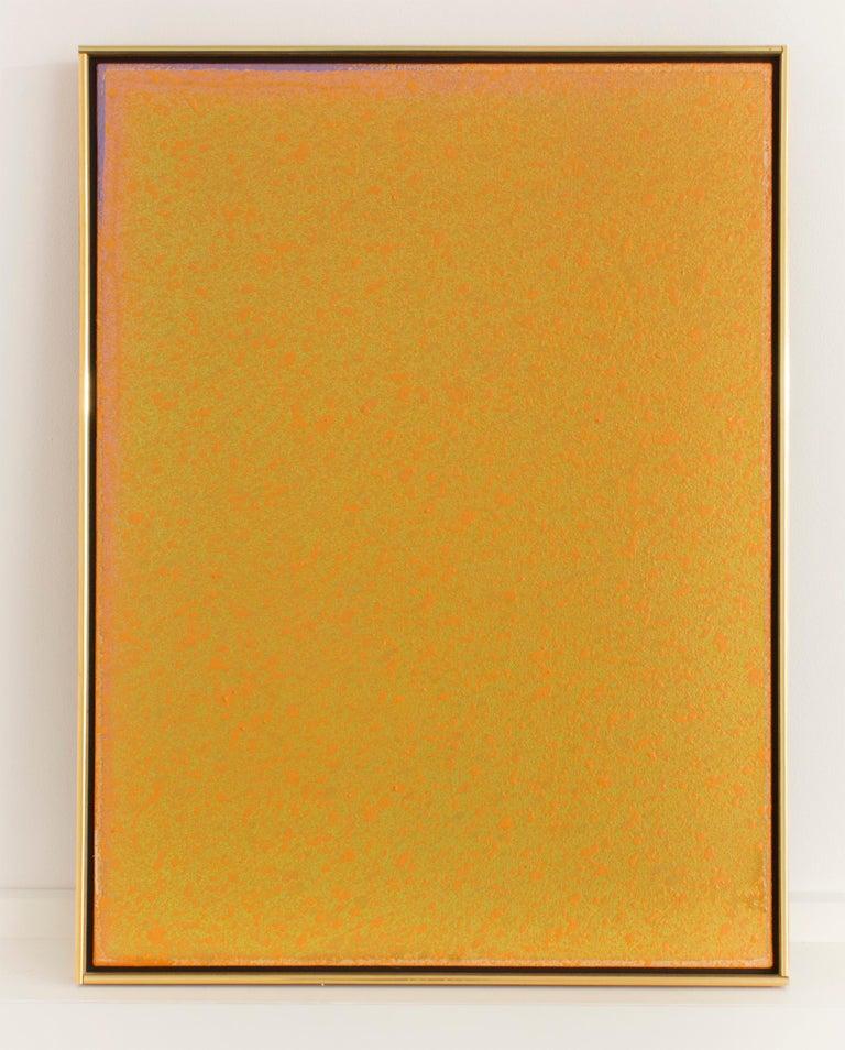 Jules Olitski Abstract Painting - Untitled