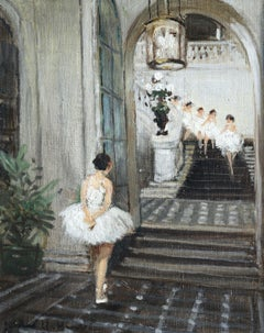 Ballet Dancers - The Parade