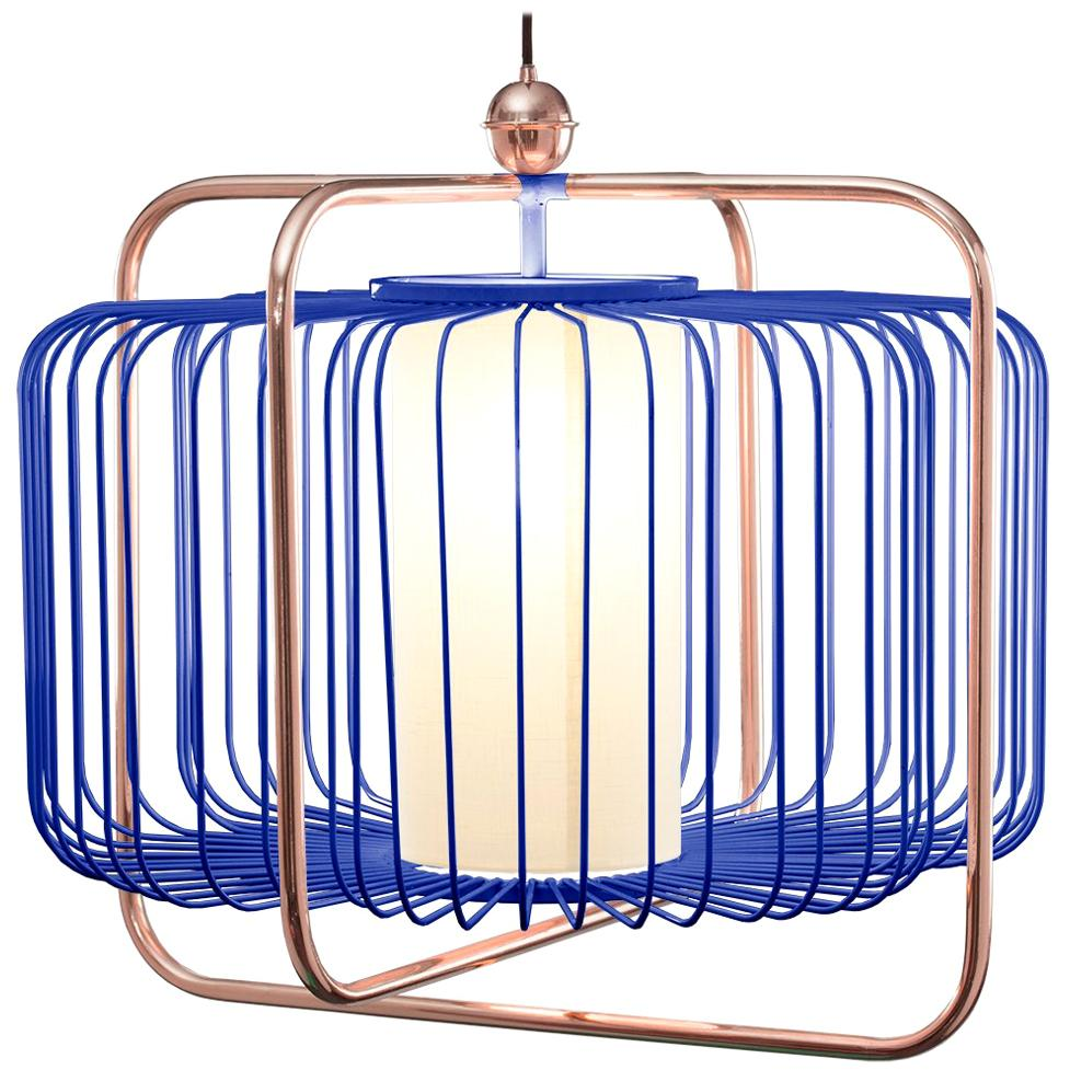 Jules I Suspension Lamp with Copper
