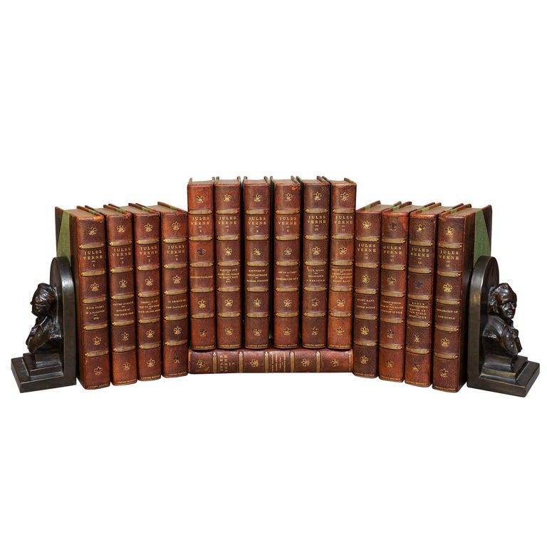 Jules Verne, Complete Works For Sale