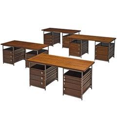 Jules Wabbes Foncolin Desks