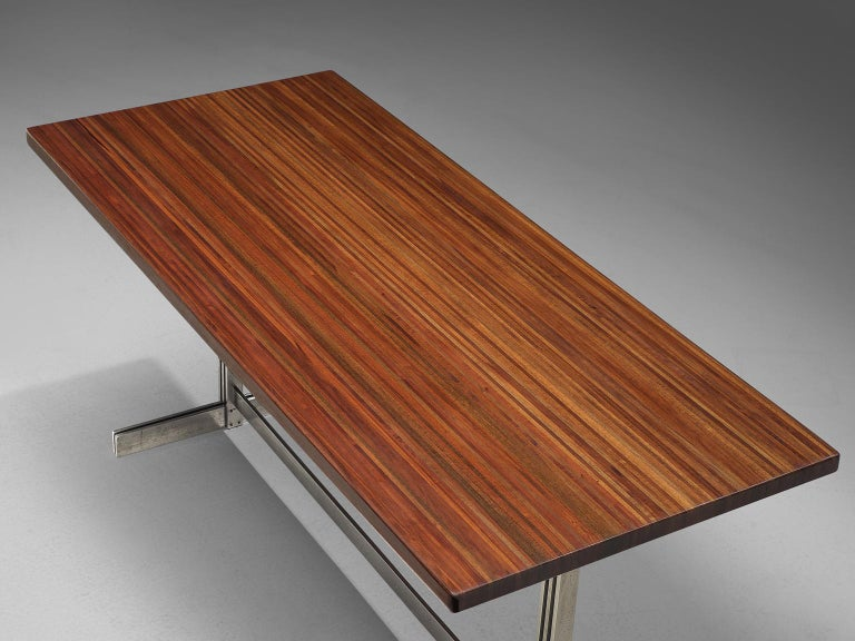 Jules Wabbes Wenge Writing Table 5