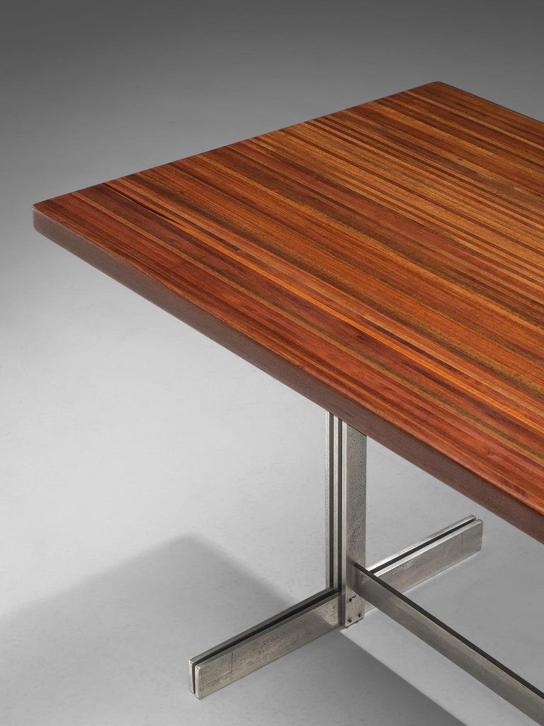 Jules Wabbes Wenge Writing Table 6