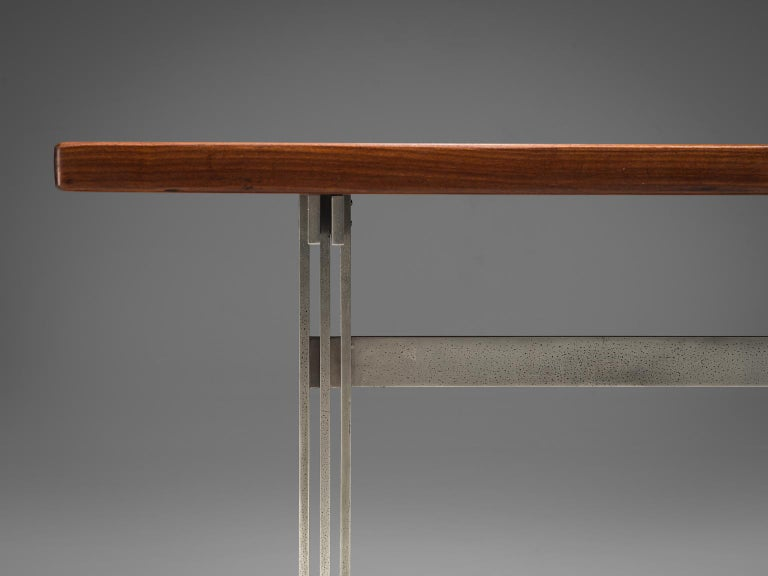 Jules Wabbes Wenge Writing Table 9