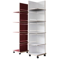 Juli Contemporary Bookshelf
