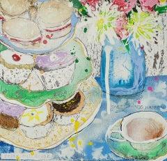 Julia Adams, Sweet Things Happen, Original Interior Painting, Affordable Art