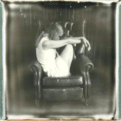 A Room In My Head - Contemporary, Figurative, Woman, Polaroid, Photograph, Dream