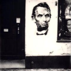 Berlin Graffiti (Berlin) - Contemporary, Polaroid, 21st Century, Landscape