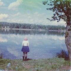 Bigger Than Us - Polaroid, Contemporary, 21st Century, Color
