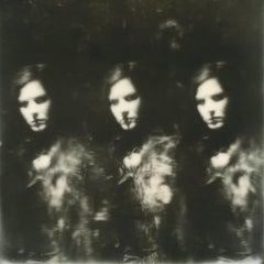 Contemporary, Figurative, Woman, Polaroid, Photograph, 21st Century,