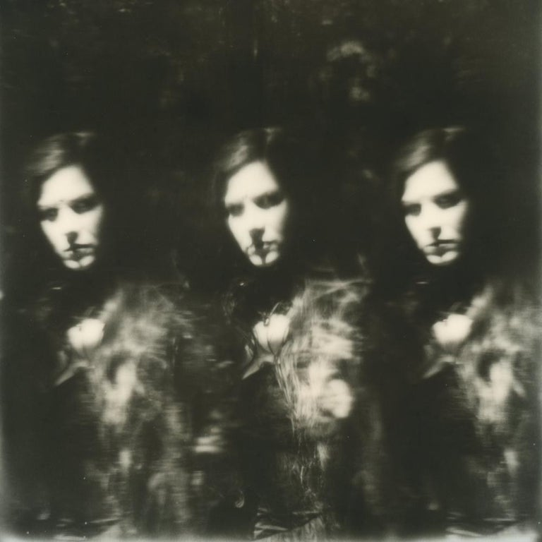 Julia Beyer Color Photograph - Contemporary, Figurative, Woman, Polaroid, Photograph, 21st Century,