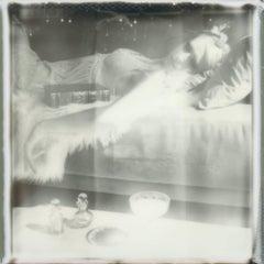 Décadence - Contemporary, Polaroid, Photography, Expired, 21st Century, Women