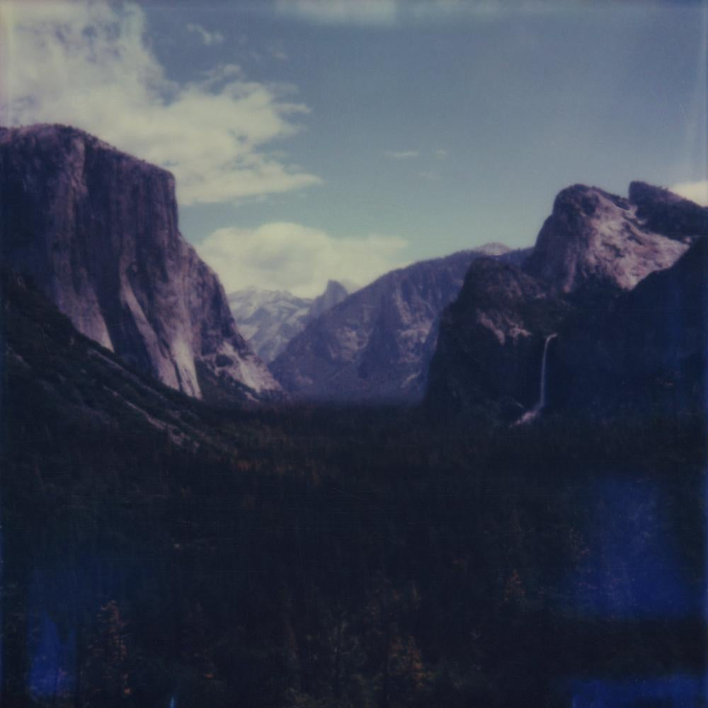 Dream Letter (America) - Contemporary, Polaroid, 21st Century, Landscape