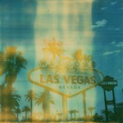 Faded Glory - Contemporary, Polaroid, 21st Century, Landscape
