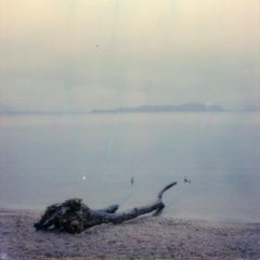 Loch Lomond - Contemporary, Polaroid, Photography, Landscape, Color