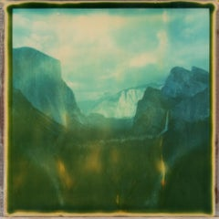 Memories Are Made Of This - Contemporary, Polaroid, Landscape, Color