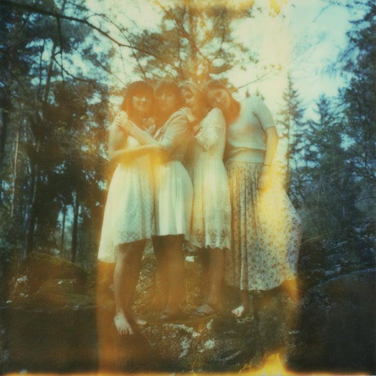 Julia Beyer Color Photograph - Reality Comes Undone
