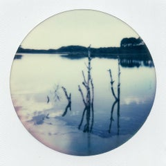 Reflections - Contemporary, Polaroid, 21st Century, Landscape