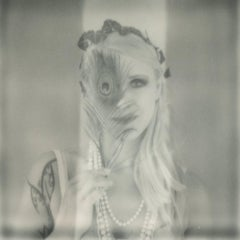 Rêverie - Contemporary, Polaroid, 21st Century, Photography, Portrait