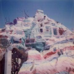 Salvation Mountain II - Contemporary, Polaroid, 21st Century, Landscape