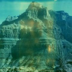 Sonic Landscapes - Contemporary, Polaroid, 21st Century