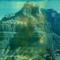 Sonic Landscapes - Contemporary, Polaroid, 21st Century