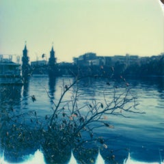 Sunday Mood (Berlin) - Contemporary, Polaroid, 21st Century, Landscape