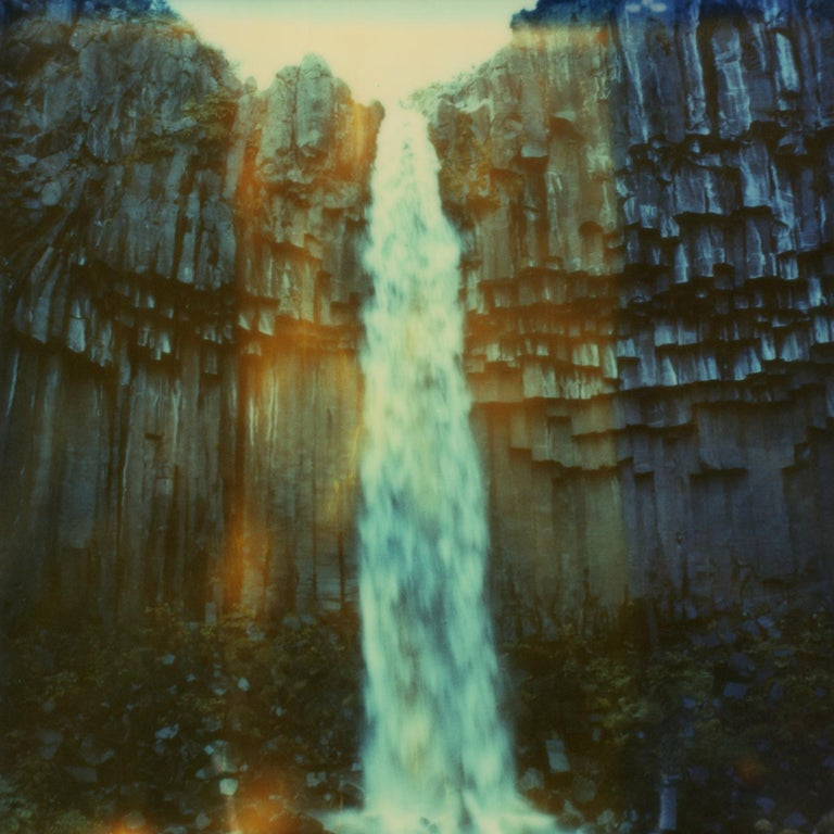 Julia Beyer Color Photograph - Svartifoss