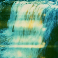 Taken By The Flood -Contemporary, Polaroid, 21st Century, Photography, Landscape