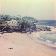 Tamarama - Contemporary, Polaroid, 21st Century, Photography, Landscape