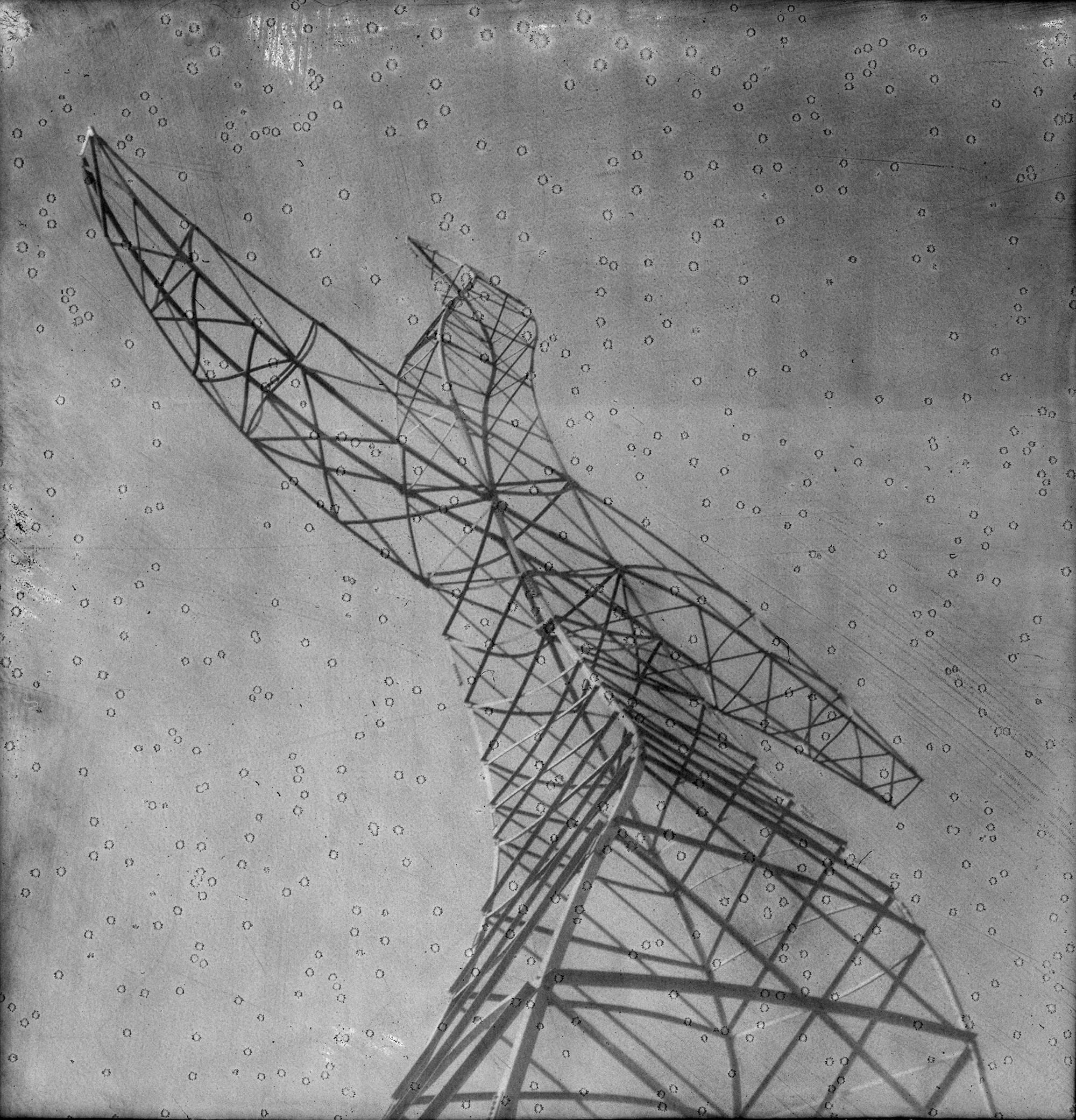 Totem - 21st Century, Contemporary, Polaroid