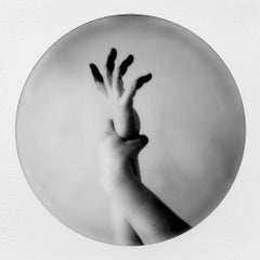 Unchain Me (Hands) - Polaroid, Color, Contemporary, Mythology