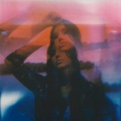 Weekend Haze - Contemporary, 21st Century, Portrait, Polaroid