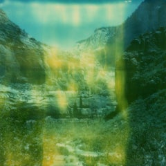 Wherever Your Heart Belongs - Contemporary, Polaroid, 21st Century, Landscape