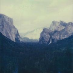 Yosemite - Contemporary, Polaroid, 21st Century, Landscape