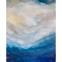 Destination of Fate - abstract painting from the ST. Helena collection