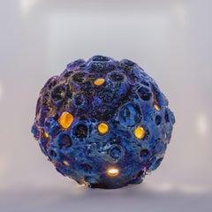 Julia Kunin, Blue Moon Lamp, 2013
