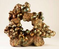 Julia Kunin, Snail Grotto, Ceramic Sculpture, 2013