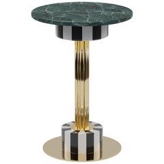 Julia Marble Table, Royal Stranger