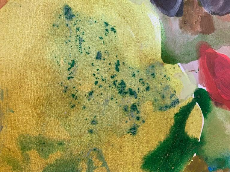 Spheres - Painting by Julia Nee Chu