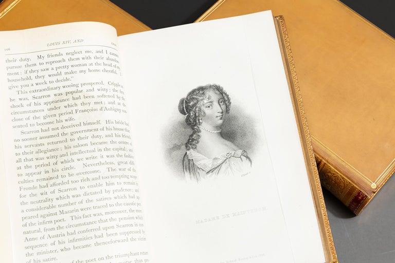 English Julia Pardoe, Louis XIV For Sale