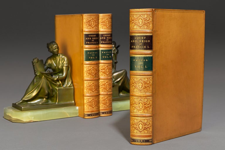 Julia Pardoe, The Court & Reign Of Francis The First In Good Condition For Sale In New York, NY