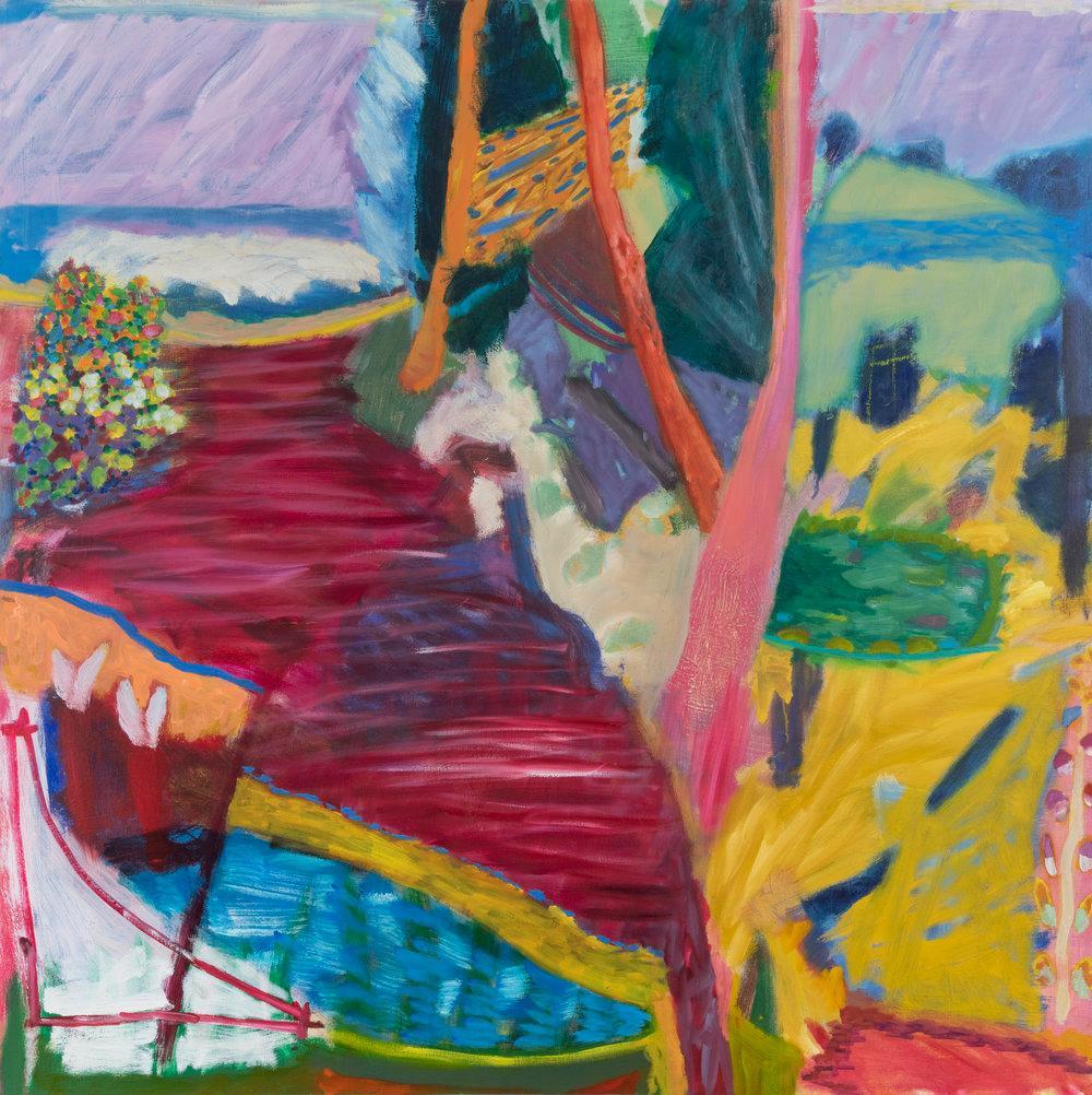 Drift - Julian Hatton (Abstract Painting)