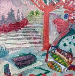 Misty - Julian Hatton (Abstract Painting)