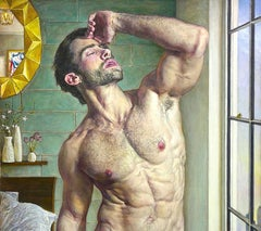 Male Nude - Standing #1