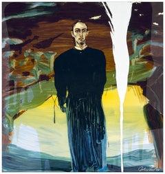 Julian Schnabel, Portraits, Jose Luis Ferrer