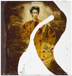 Julian Schnabel, Portraits, Nemo Librizzi