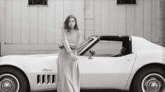 Joan Didion, 1968 Los Angeles